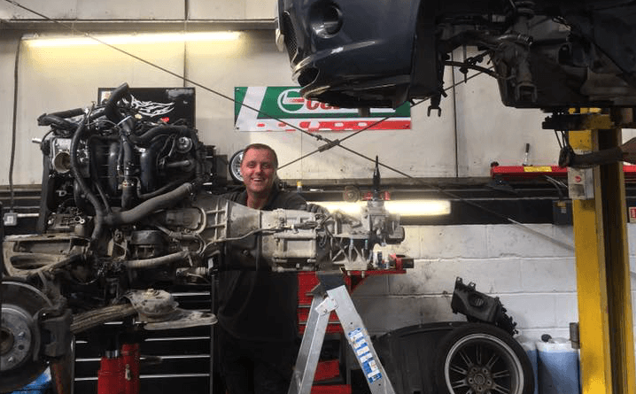 Albion Garages a new era